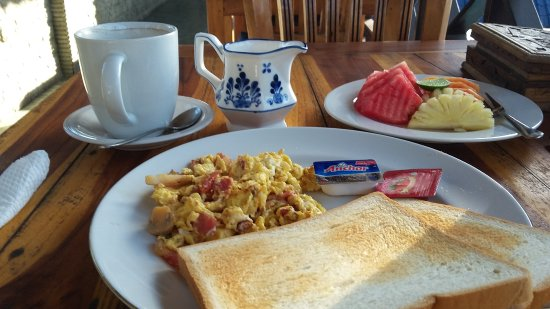 Matahari Tulamben Resort, Dive & SPA: breakfast