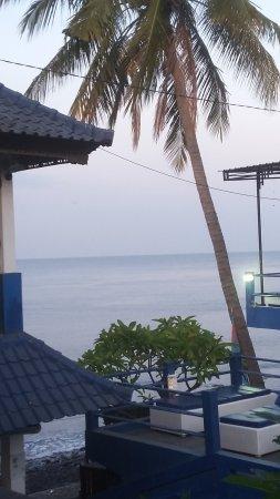 Matahari Tulamben Resort, Dive & SPA: view from the restaurant