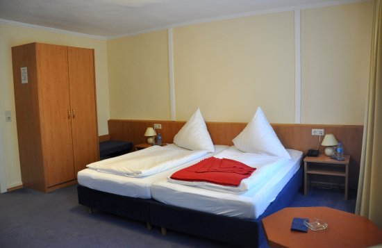 Hotel Villa Kisseleff: Doppelzimmer