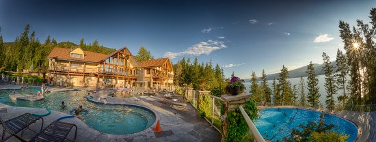 Nakusp, Canada: The Springs ... a place to relax and renew
