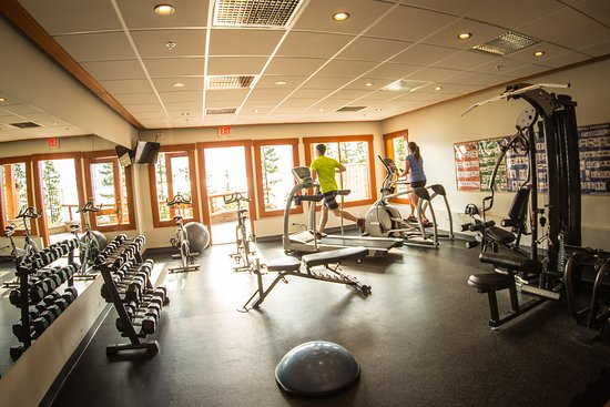 Nakusp, Canada: Ready for a good workout? The gym is waiting
