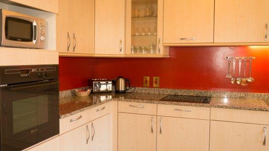 Kilconquhar, UK: 4 Bedroom Villa Kitchen