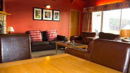 Kilconquhar, UK: 4 Bedroom Villa Living Room