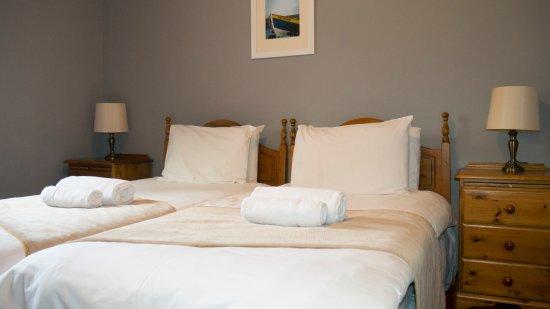 Kilconquhar, UK: 4 Bedroom Villa Twin Room