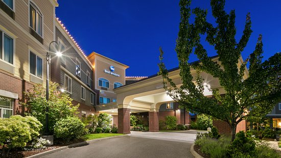 Best Western Liberty Inn DuPont: Have a great night at the Best Western Liberty Inn.