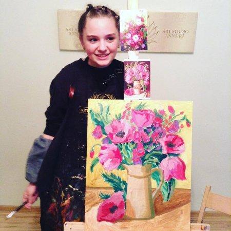 Art studio Anna RA