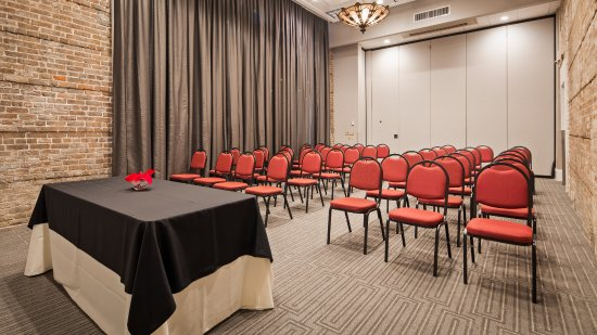 Best Western Plus St. Christopher Hotel: Meeting/Banquet Room