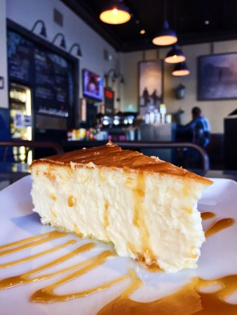 Turlock, Kaliforniya: New York Cheesecake