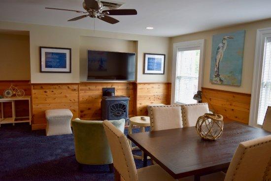 St. Michaels Harbour Inn, Marina & Spa : Skipjack Suite