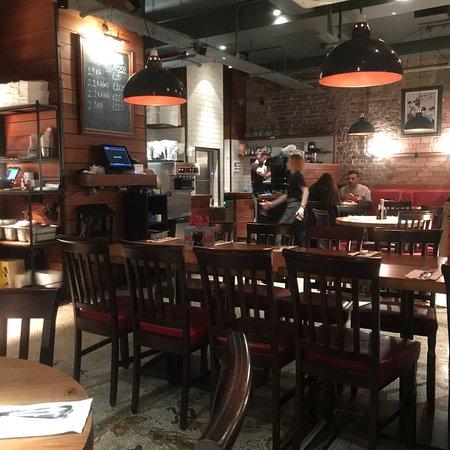 Good Restaurants Oxford Street