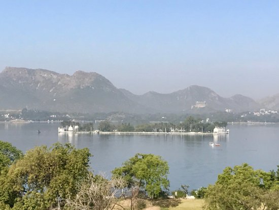 The Leela Palace Udaipur: Room view