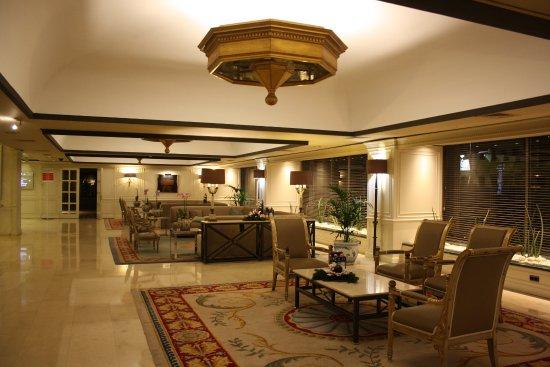 Salones Elegantes Picture Of Melia Castilla Madrid Tripadvisor