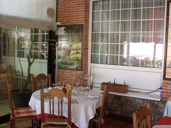 Villaviciosa de Odon, Spain: SALON