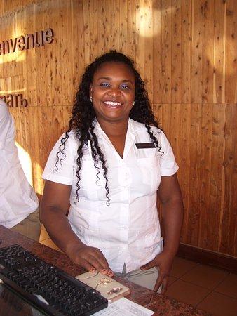 Occidental Caribe: Yaneida: very helpful staff