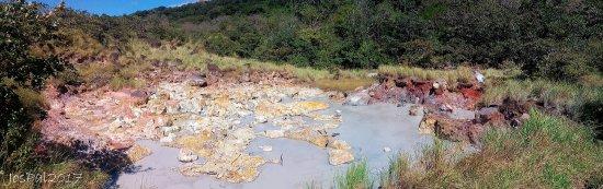 Rincon de La Vieja National Park: Laguna Fumarolica