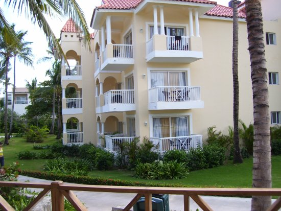 Occidental Caribe: A view of the accommodation, very secure,