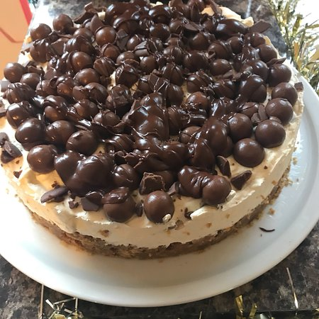 Kaffs Coffee Pot: 2 new cheesecakes that homemade at Kaffs
