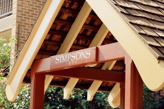 Simpsons of Potts Point Hotel Görüntüsü