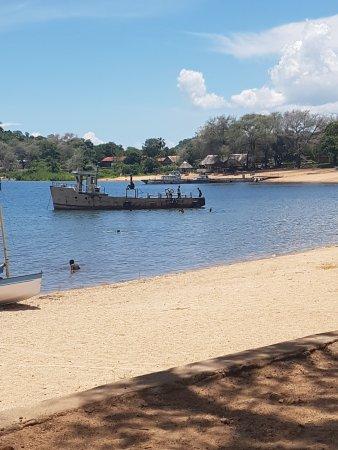 Mangochi, Malaui: monkey bay beach