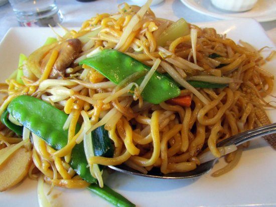 New Providence, NJ: Vegetable Lo Mein