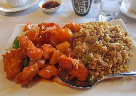 New Providence, NJ: Sweet & Sour Chicken