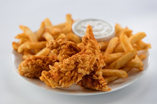 Krum, TX: Golden Chick is a fast food restaurant chain offering Golden Fried or Roast Chicken