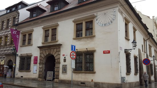 House No. 83 in Prazska Street