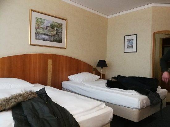 Lindner Congress Hotel: IMG_20180112_111115_large.jpg