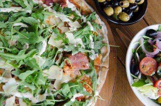 Bexhill-on-Sea, UK: Pizza Rustica