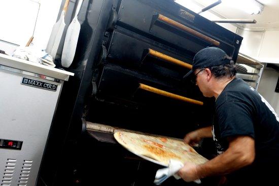 Pazzo Big Slice Food Truck