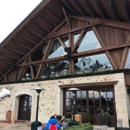 Le chalet de pierres courchevel restoran yorumlar tripadvisor - Chalet de pierre courchevel ...
