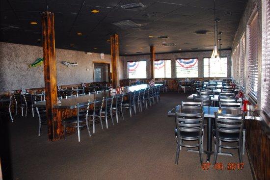Dumas, TX: Dinning Area