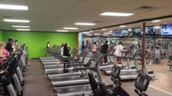 Microtel Inn & Suites by Wyndham Decatur: Free Access to the Decatur Athletic Club
