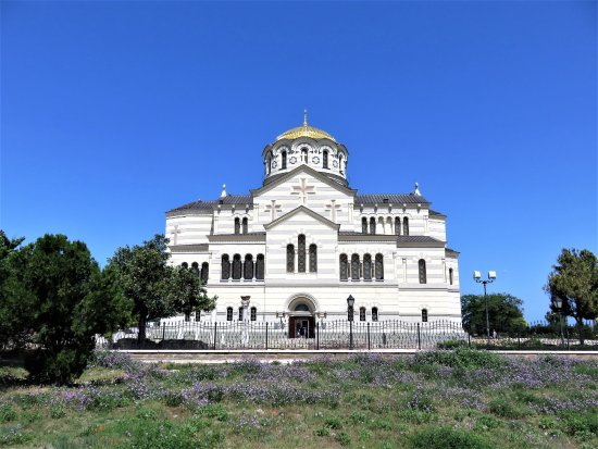 Chersonesus St.Volodymyr Cathedral