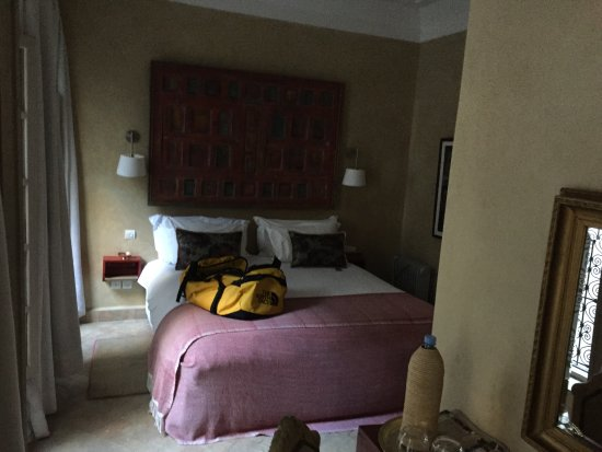 Riad Anata: My very nice room