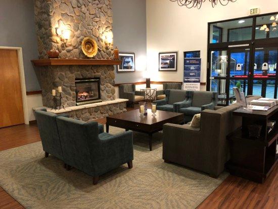 Edmonds, WA: Lobby