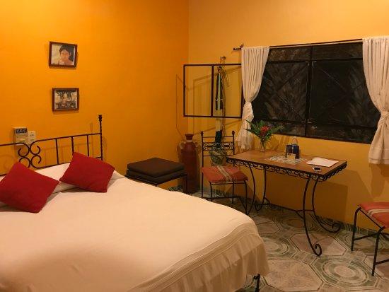 Santa Elena, Mexico: חדר
