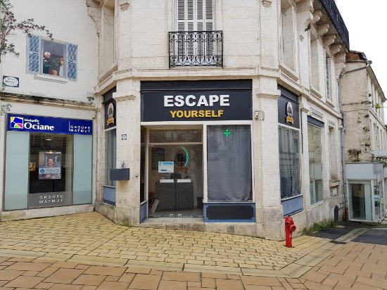 Angouleme, France: Escape Yourself