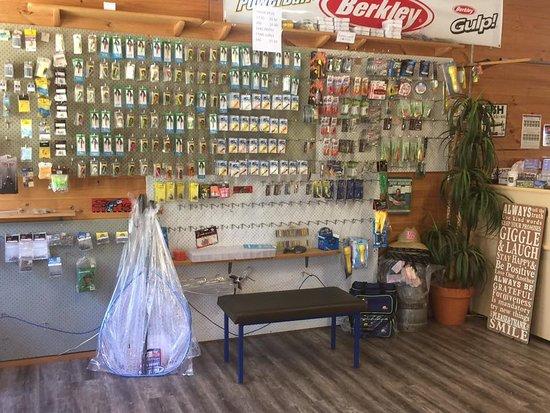 Adaminaby, Australia: Reception/Shop
