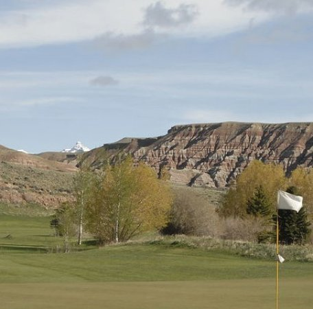 Dubois, WY: Antelope Hills Golf Course