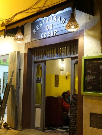 restaurant du coeur essaouira restaurant reviews phone number photos tripadvisor. Black Bedroom Furniture Sets. Home Design Ideas