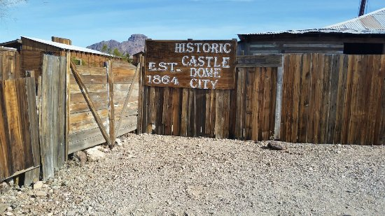 Castle Dome Mines Museum & Ghost Town: 20180118_112659_large.jpg