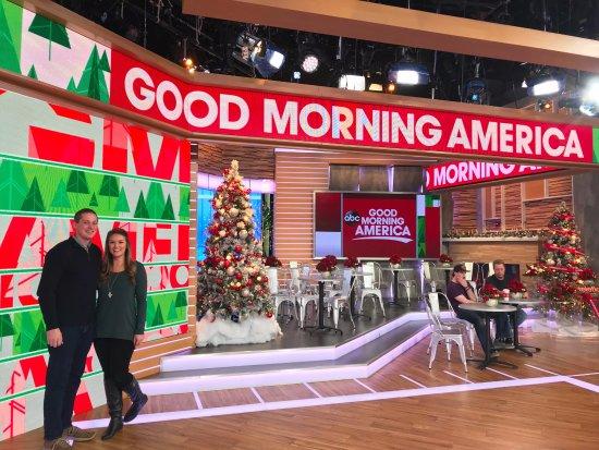 Good Morning America Latest News : Live broadcast of good morning america kuva