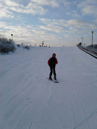 Boston Mills / Brandywine Ski Resort: bunny slope