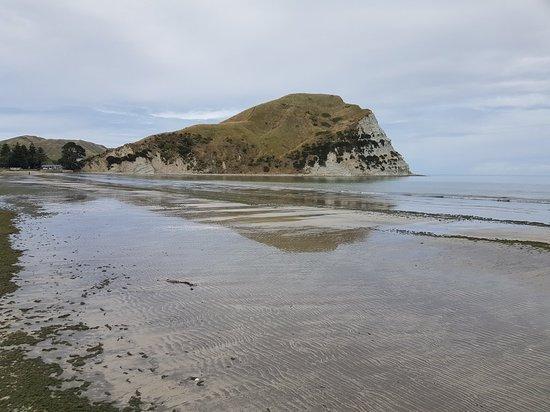 Mahia Beach, New Zealand: Mokotahi Hill