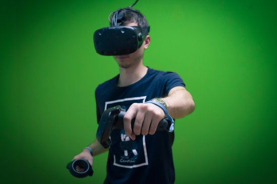 Virtual Reality Center Matrix