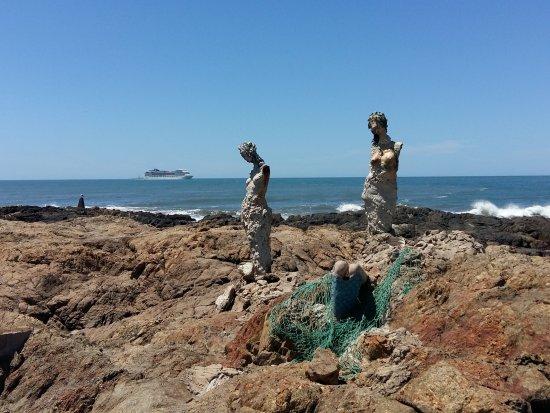 Punta del Este, Uruguay: As Sereias