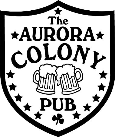 The Aurora Colony Pub