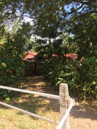 Casagua Horses Tours: One of the guest houses on the property