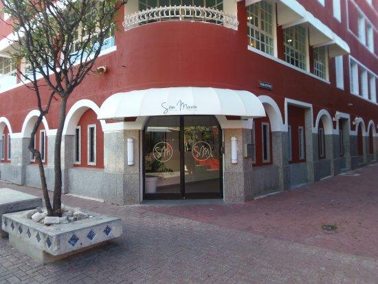 San Marco Hotel and Casino: Entrada